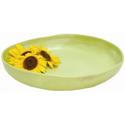 "Alex Marshall Studios 18"" Low Bowl"