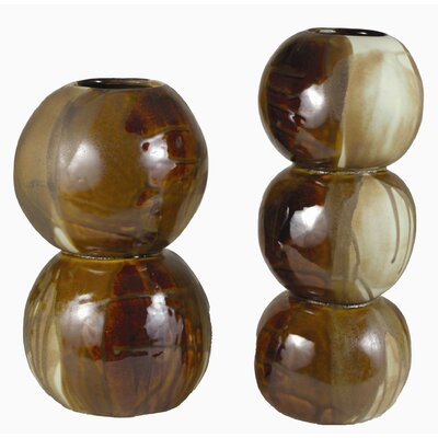 Alex Marshall Studios Triple Sphere Vase