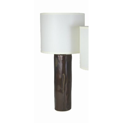 Alex Marshall Studios Cylinder Table Lamp with Drum Shade
