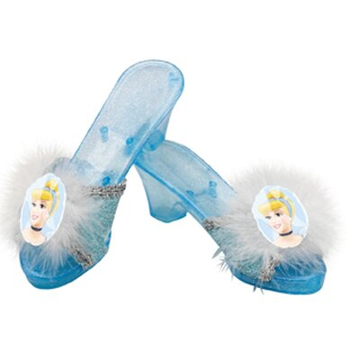 Disguise Costumes Cinderella Shoes