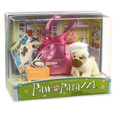 Pawparazzi Woofgang Character Set