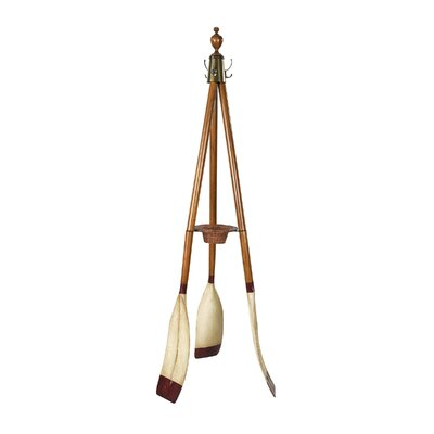 Authentic Models Oxford Varsity Coat Rack