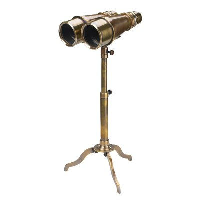 Authentic Models Victorian Binoculars with Tripod