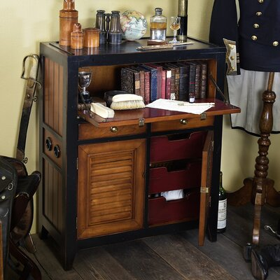 Cape Cod 2 Drawer Console Cabinet