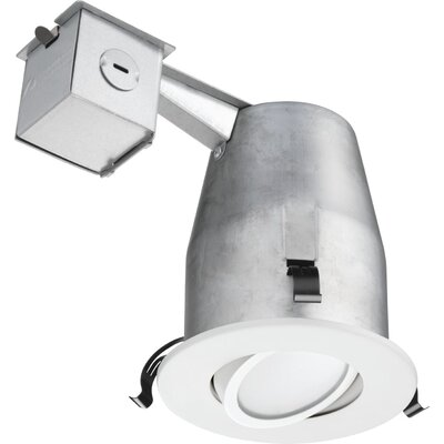 "Lithonia Lighting 4"" Recessed Kit"