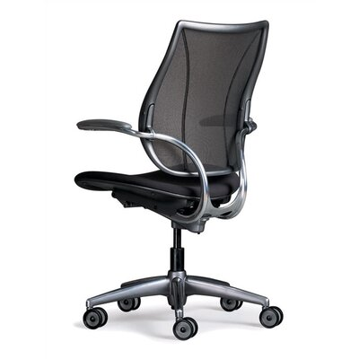 Humanscale High-Back Liberty Office Chair with Arms