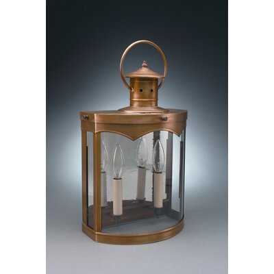 Northeast Lantern 2 Light Candelabra Socket