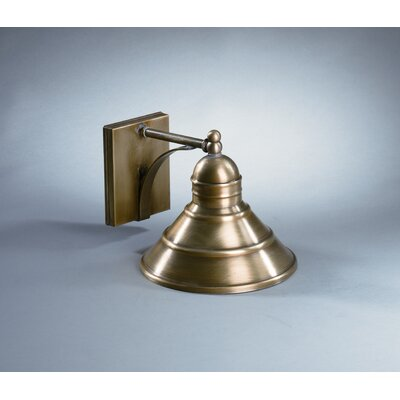 Northeast Lantern Barn Medium Base Socket Wall Lantern
