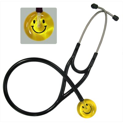 Adult Stethoscope with Smiley Face