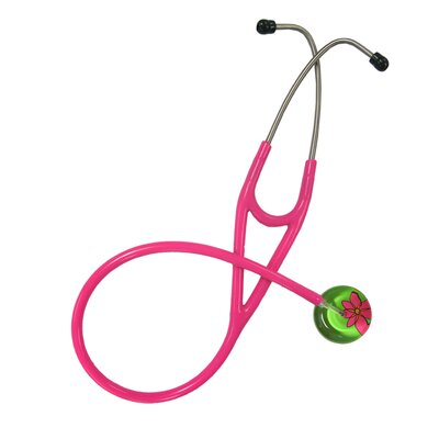 UA Adult Stethoscope with Abstract Daisy