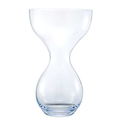 Barreveld International Glass Hourglass Vase A