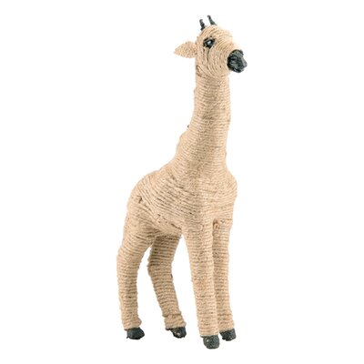 Barreveld International Twine Giraffe Figurine