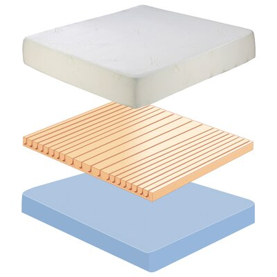 "Eco-Lux 9"" Lido Foam Mattress"