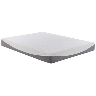 "Eco-Lux 8"" Gel Memory Foam Mattress"