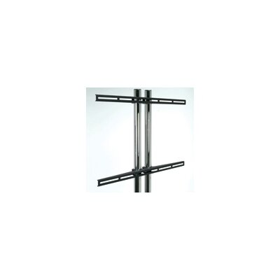 Premier Mounts Universal Flat Mount(Mounts on Dual Pole Stands) (37&quot; - 61&quot; Screens)