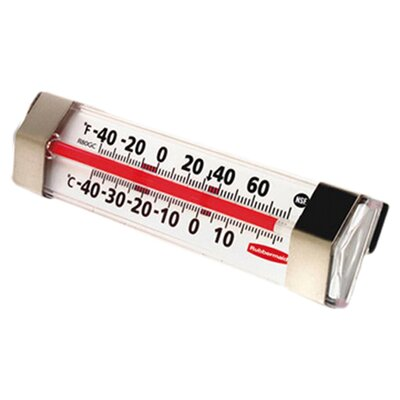 <strong>Rubbermaid Commercial Products</strong> Refrigerator / Freezer Monitoring Thermometer