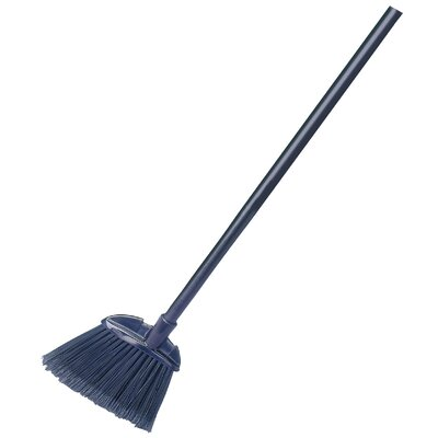 Rubbermaid Commercial Products Lobby Dust Pan Broom