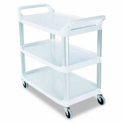 "Rubbermaid Commercial Products Open Sided 20"" Utility Cart"