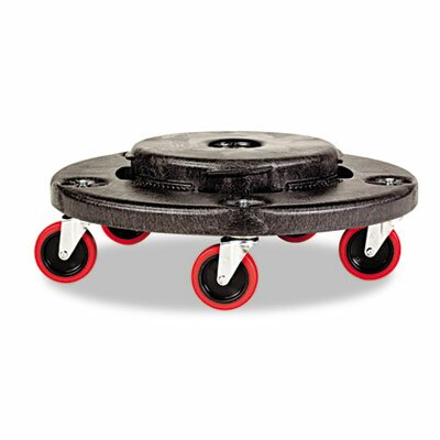 Rubbermaid Commercial Products Brute Quiet Dolly
