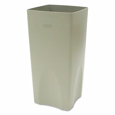 Rubbermaid Commercial Products Commercial Plaza™ 19-Gal. Rigid Waste Container
