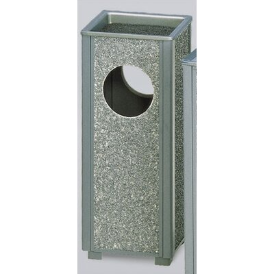 Rubbermaid Commercial Products Aspen Small Sand Top Ash/Trash Receptacle