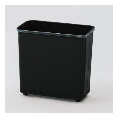Rubbermaid Commercial Products 7.5-Gal. Rectangular Wastebasket