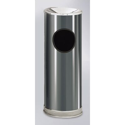 Rubbermaid Commercial Products European Designer Ash/Trash Receptacle