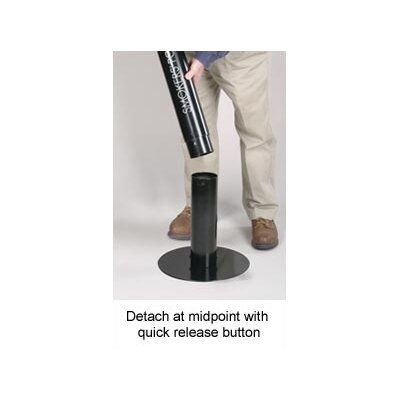 Rubbermaid Commercial Products Smoker's Pole