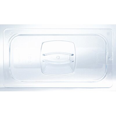 Rubbermaid Commercial Products Cold Food Pan Cover in Clear