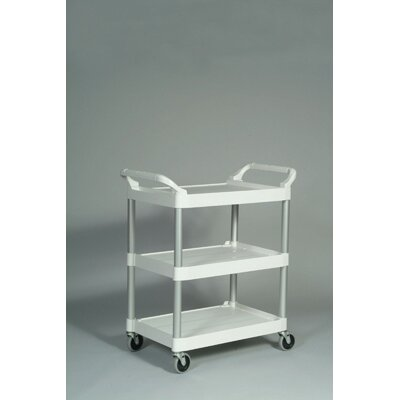 "Rubbermaid Commercial Products 38"" Service Cart"