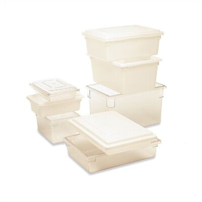Rubbermaid Commercial Products Polyethylene Food Storage Box Lid