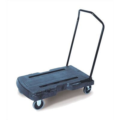 Rubbermaid Commercial Products Cater Max Caterer's Trolley Platform Dolly