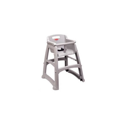 Rubbermaid Commercial Products Commercial Sturdy Youth High Chair