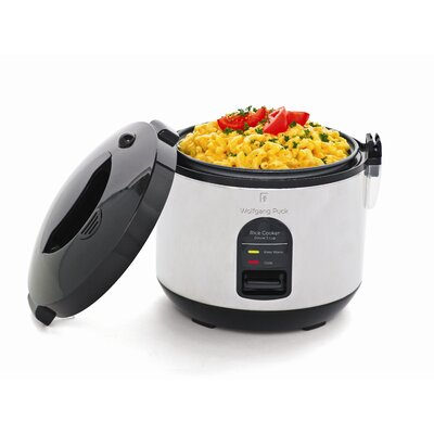 Wolfgang Puck® 10 Cup Rice Cooker with Removable Lid