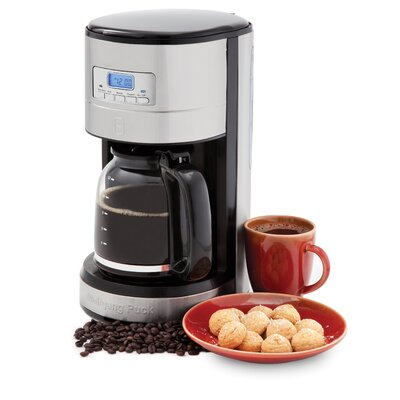Wolfgang Puck® 12-Cup Programmable Drip Coffee Maker