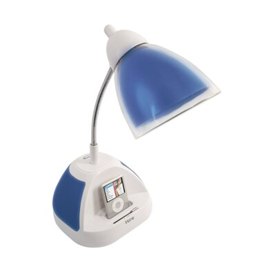 Checkolite International iHome Colortunes 1 Light iPod Table Lamp
