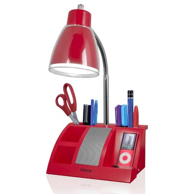 Checkolite International iHome 1 Light iPod Table Lamp