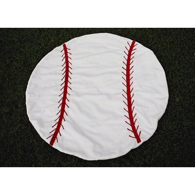 Teamees Home Run Baseball Blanket
