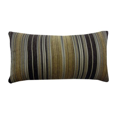 Victoria Classics Berline Chenille Stripe Polyester Decorative Pillow