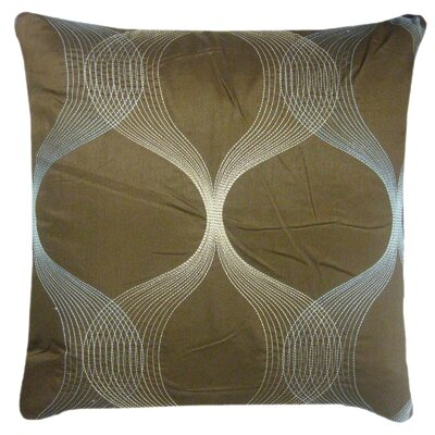 Victoria Classics Clairmont Embroidered Feather Down Decorative Pillow