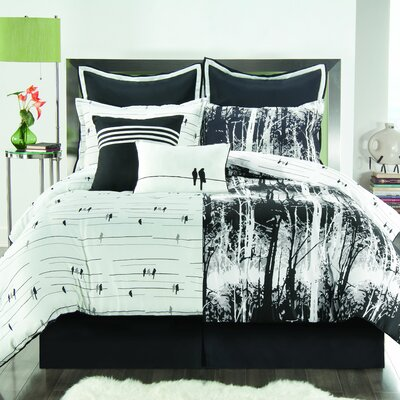 Woodland Reversible Comforter Set