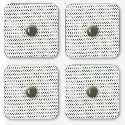 Beautyko AB Transform Replacement Electro Pads (Set of 4)