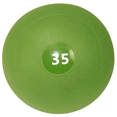 Muscle Driver USA 35 lb Slammer Ball in Green
