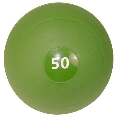 Muscle Driver USA 50 lb Slammer Ball in Green
