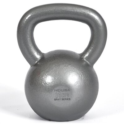 Muscle Driver USA V3 Gray Series Kettlebell