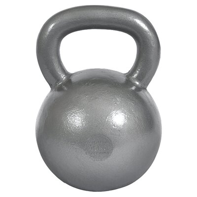 <strong>Muscle Driver USA</strong> V3 Gray Series Kettlebell