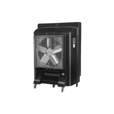 "Cool-A-Zone 77"" Portable Evaporative Cooling Fan"