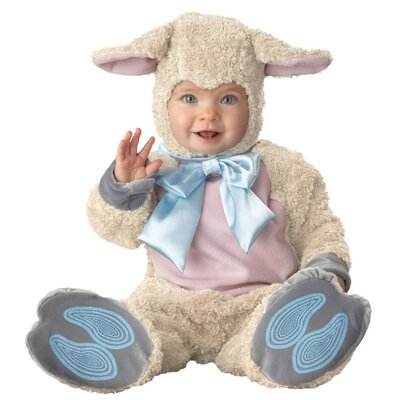 InCharacter Costumes Lil' Lamb Costume