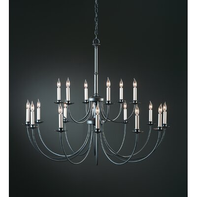 18 Light Chandelier