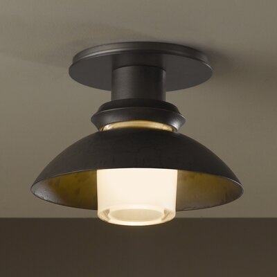 Hubbardton Forge Staccato 1 Light Semi Flush Mount